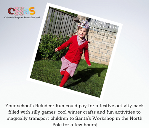 School Reindeer Run