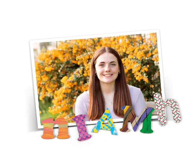 Profile image of Niamh - Kitchen Volunteer & Letter Writer