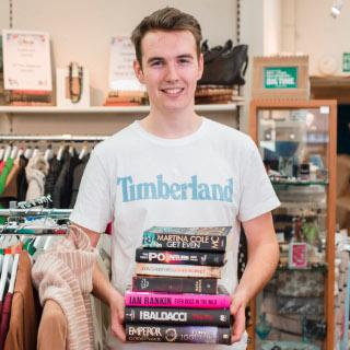 Kinross Shop Volunteer