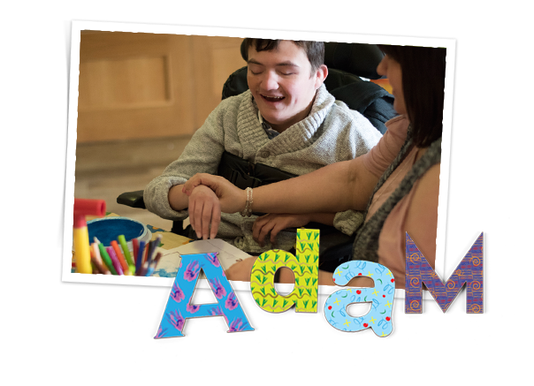 Adam - Alphabet designer - CHAS