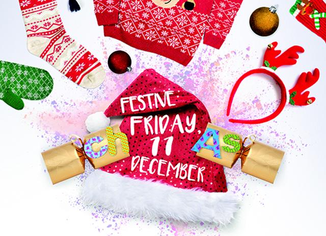 Festive Friday - CHAS