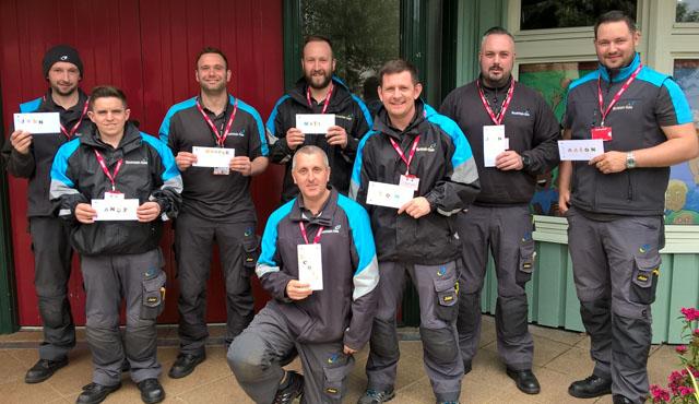 Scottish Gas Team
